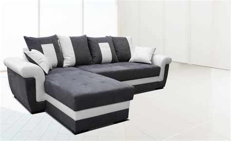 canape convertible d angle couchage quotidien mini canapé d 39 angle convertible