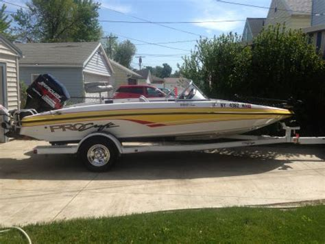 Kenmore Boat Sales by 2004 Procraft 180 Combo Fishing Boat For Sale In Kenmore Ny