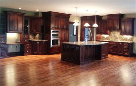 kitchen floors with cherry cabinets floor ideas categories bedroom leather tile flooring 8095