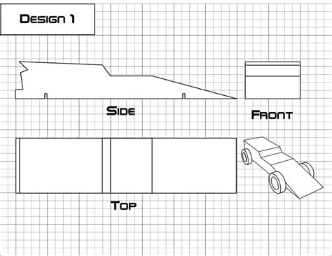 Pinewood Derby Template 92 Pinewood Derby Car Plans Free Pinewood Derby