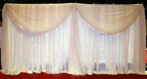 wedding pipe and drape pipe and drape kits for wedding