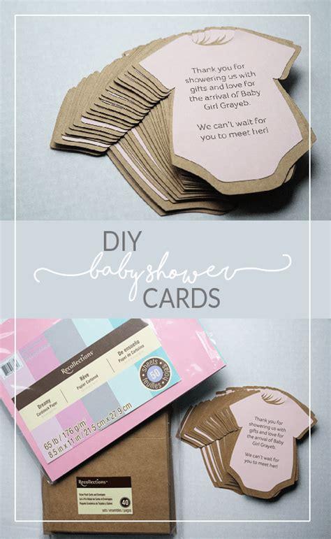 diy baby shower invitations    cards handmade