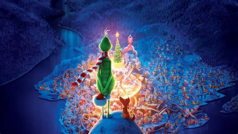 wallpaper  grinch animation   movies