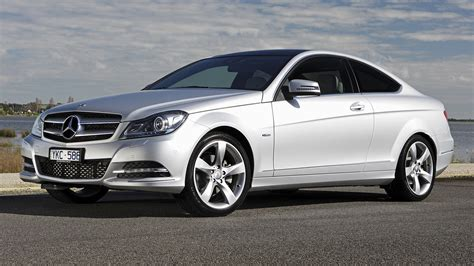 Mercedes C Class Coupe Hd Picture by 2011 Mercedes C Class Coupe Au Wallpapers And Hd