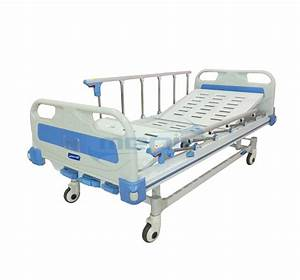 Three Function Manual Hospital Bed With Central