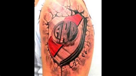 Mejores tatuajes de River Plate - YouTube