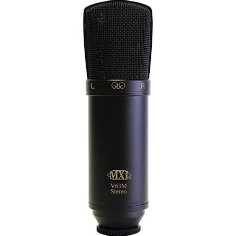 Mxl Stereo Large Diaphragm Condenser Microphone
