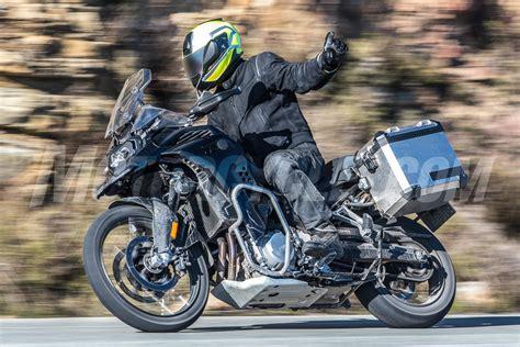 2019 Bmw F 850 Gs Spy Shot? Bikesrepublic