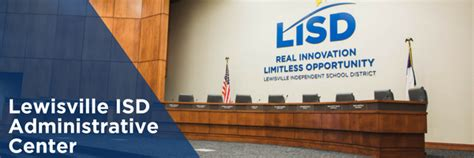 lisd administrative center home