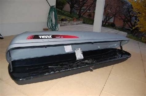 vends coffre de toit thule polar 500 320l