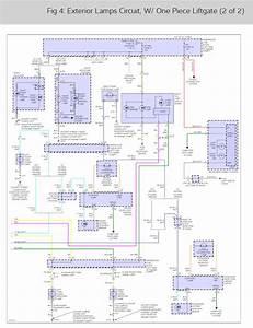 Cadillac Escalade Tail Light Wire Diagram
