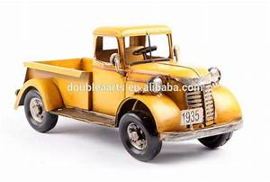 Wholesale American Country Style Metal Truck Model Iron