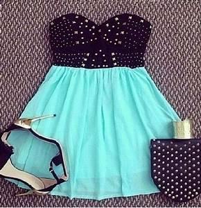 Teen fashion tumblr | dresses | Pinterest