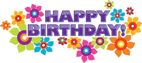 happy birthday clipart free happy birthday png free clip free clip