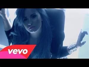 Demi Lovato Neon Lights 2013
