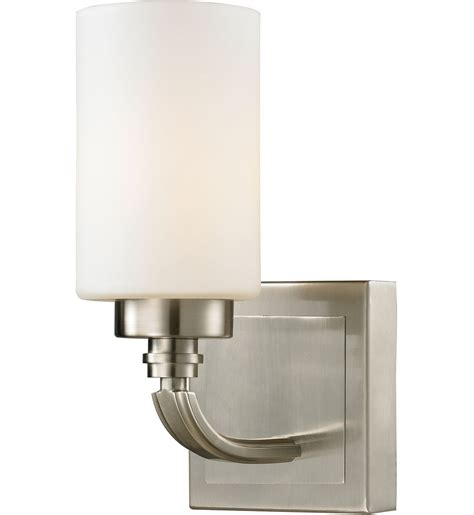 elk lighting dawson 1 light wall sconce ls