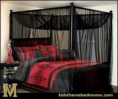 decorating theme bedrooms maries manor gothic