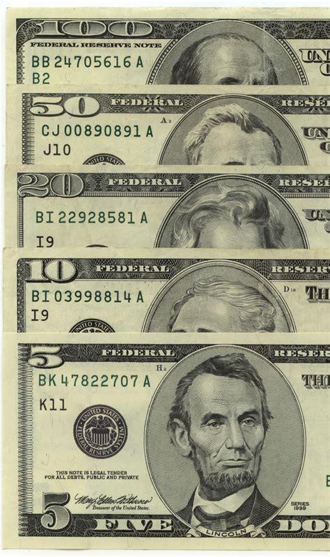 bureau de change dollar series 1996 introduced the currency design ncd