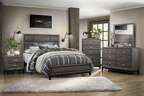 pc full bedroom set  big dans furniture mattress
