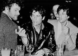 David Keith, John Travolta and Sylvester Stallone at ...