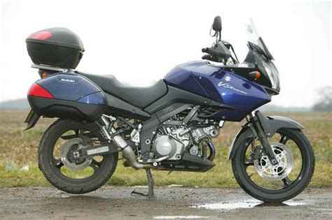 Suzuki Dl1000 V Strom by Suzuki Dl1000 V Strom 2002 2008 Review Mcn