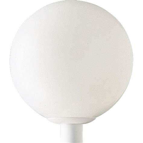 home depot globe lights progress lighting globe 1 light outdoor white post lantern