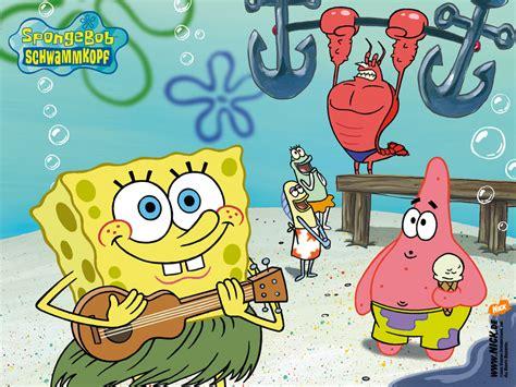 Comedy Andor Satire In Comics Or Cartoons Spongebob
