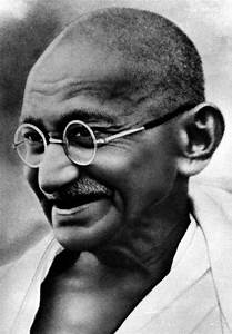 Of all the black crimes that humanity is by Mahatma Gandhi ...