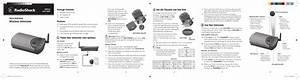 Radio Shack 4300124c 900mhz Wireless Intercom User Manual
