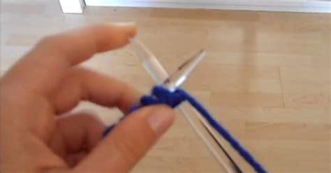 tuto tricot apprendre 224 monter des mailles facilement creation