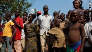 tensions mount ivorians   trek  liberia cnncom