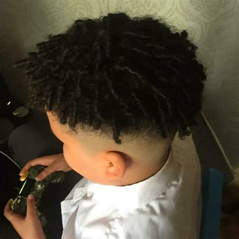 exciting twisted hairstyles  boys  copy  cool