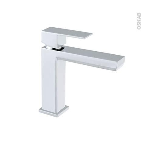 robinet de salle de bains elot mitigeur lavabo bec bas