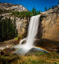 Scenic Yosemite National Park