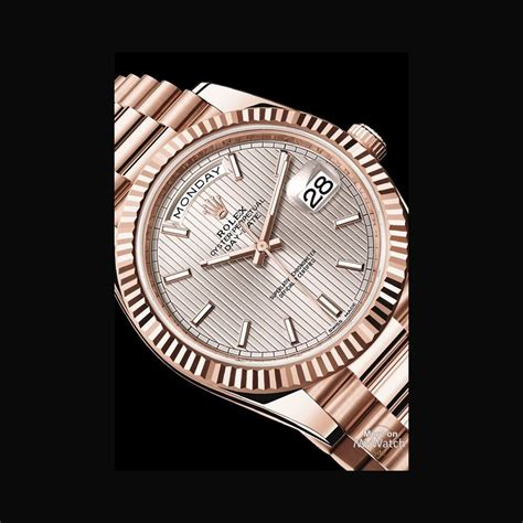 Watch Rolex Day-Date 40 | Oyster Perpetual 228235 - 83415 ...