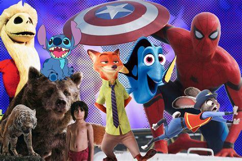 Disney Cartoons On Netflix 2017
