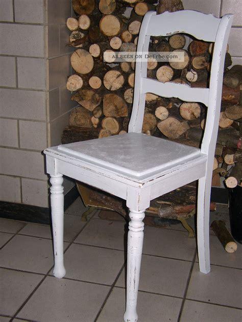 stuhl shabby chic antiker stuhl biedermeier um 1900 shabby chic vintage landhausstil
