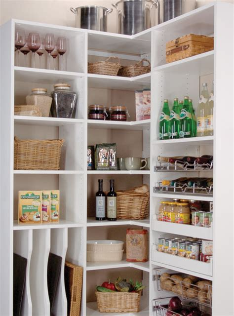 Shelving Pantry Ideas by Shelving Ideas For Pantry Include Rotating 360 Organizer