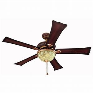 Harbor breeze in fairfax torino gold ceiling fan
