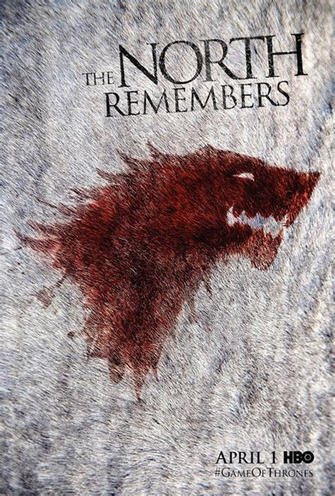 Game Of Thrones' Furry New Fan Poster Features A Direwolf ...