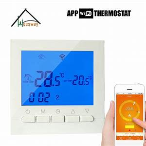 Warm System Programmable Remote Temperature Control Wifi