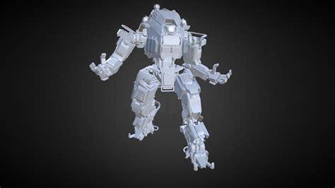 ion titanfall     model  denalcc