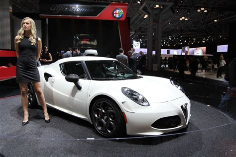 Alfa Romeo New York by New York 2014 Alfa Romeo 4c
