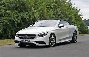 Mercedes Cabriolet Amg : spyshots mercedes amg s63 cabriolet gets naked before big reveal autoevolution ~ Maxctalentgroup.com Avis de Voitures