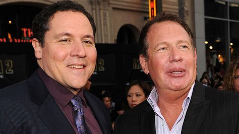 jon favreau death jon favreau remembers garry shandling in posthumous