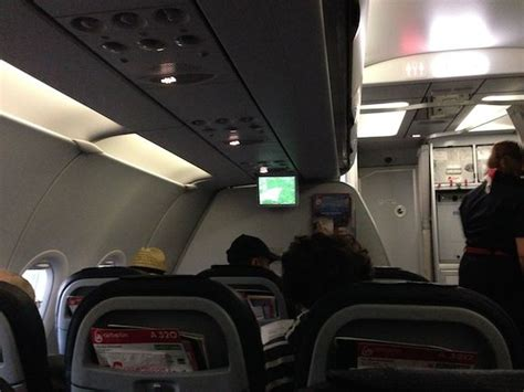 Air Berlin Cabin Review Airberlin Economy Class Frankfurt To Catania One