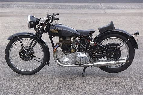 Rudge Ulster 500cc Motorcycle Auctions