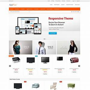 free responsive zen cart templates - appplus responsive zen cart template software mobile theme