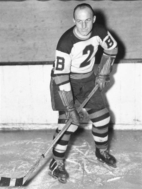 A Biography of Pro-Hockey Player Eddie Shore