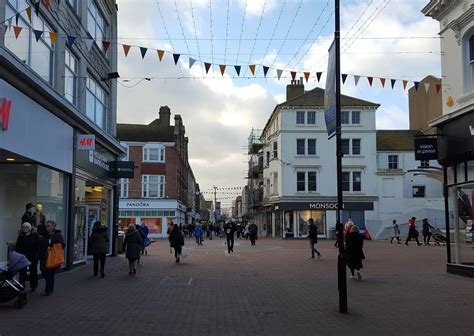 Worthing town centre's newest businesses - how many of ...